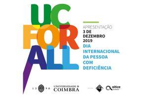 uc for all - Dia internacional com pessoa com deficiência