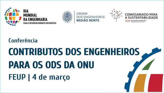 Contributos dos Engenheiros para os ODS da ONU