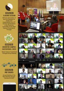 Encontro Campus Sustentável CCS2020